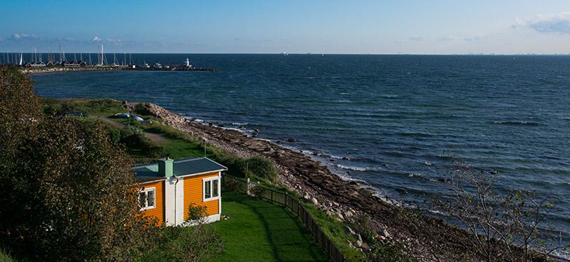 vue sur la mer Ven landskrona