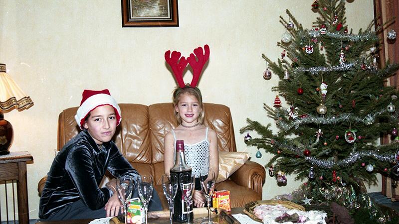 Noël à l'ancienne