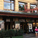 Spegeln ciné bar bistro Malmö