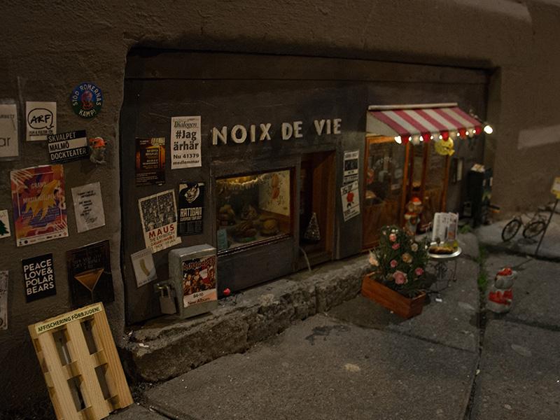 Noix de Vie boutique de noix
