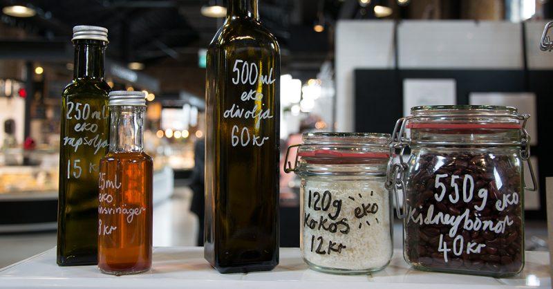 J'ai testé: Gram, la première boutique sans emballage de Suède