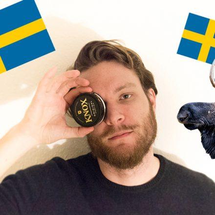 Ça fait quoi d'être en couple avec un Suédois? Petits détails du quotidien