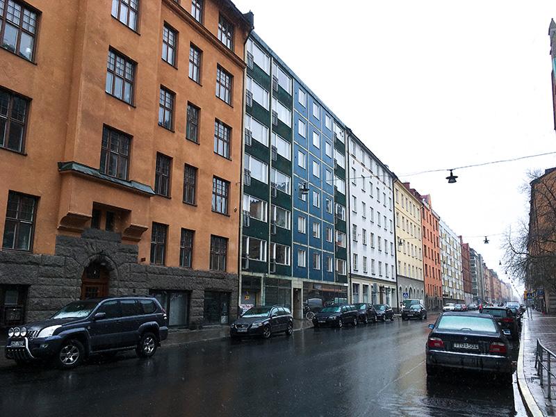 temps de merde stockholm
