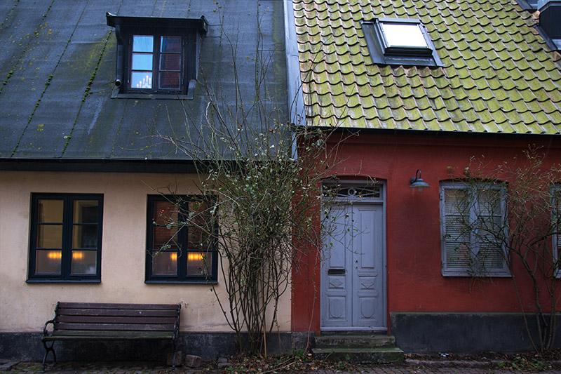 maisonnettes vieille ville malmö gamla stan