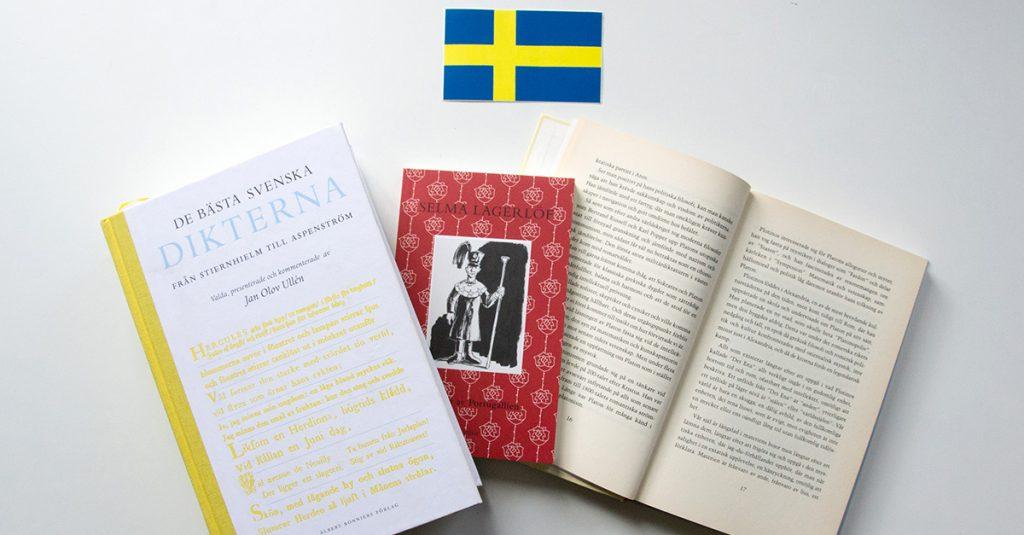 livres en suédois