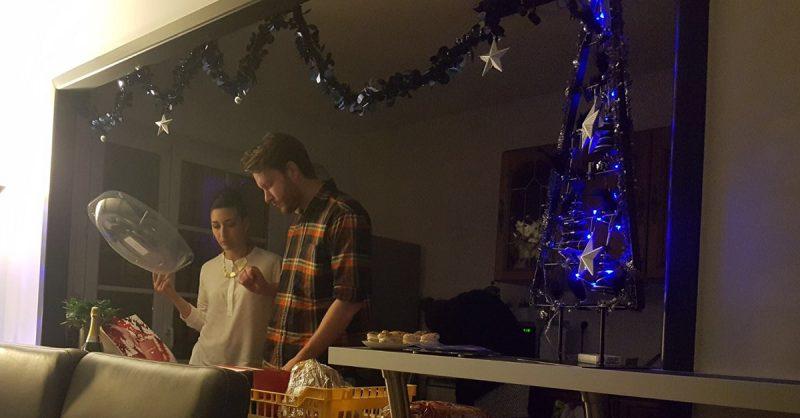 Il était une fois: le premier Noël de Martin en France