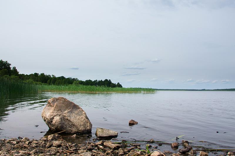 lac Finjasjön Hässleholm