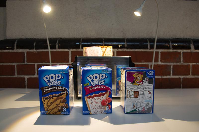 disgusting food museum pop tart