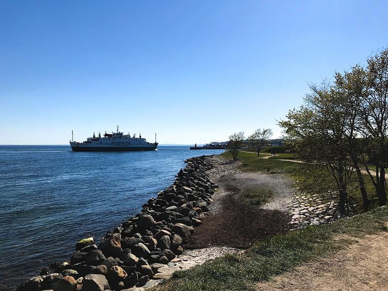 helsingborg elsinore ferry